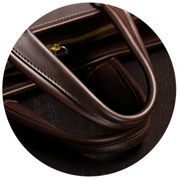 Alt81ブリーフケース3型比較/track_ブリーフケース01のハンドルの形