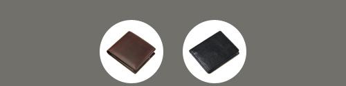 Alt81の二つ折り財布2型画像